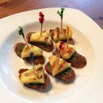 Sausage & Pineapple