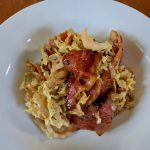 Cabbage & Guanciale
