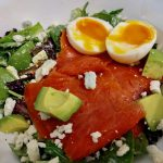 Smoked Salmon Cobb