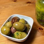 Gremolata Olives