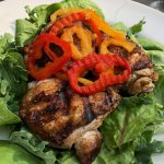 Grilled Italian Chicken